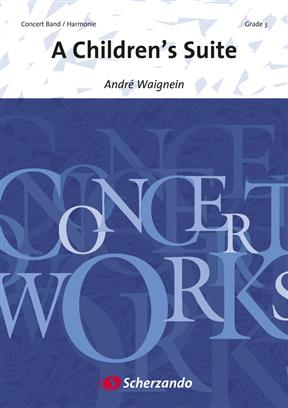 A Children's Suite (Concert Band - Score and Parts)