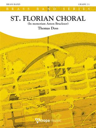 St. Florian Choral (Brass Band - Score Only)