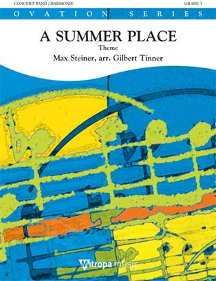 A Summer Place (Concert Band - Score and Parts)