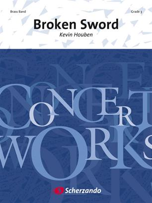 Broken Sword (Brass Band - Score and Parts)