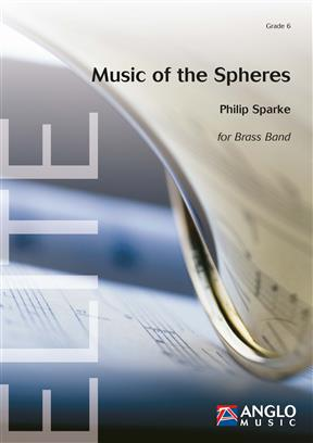 Music of the Spheres (Brass Band - Score and Parts)