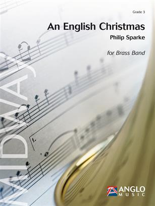 An English Christmas (Brass Band - Score and Parts)