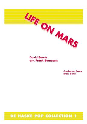 David Bowie: Life on Mars  Score Only