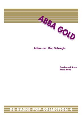 ABBA Gold (Brass Band - Score and Parts)