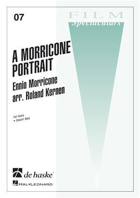 A Morricone Portrait   Wind Band Set (Score & Parts)
