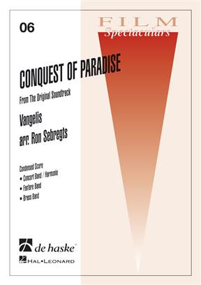 Conquest of Paradise  Brass Band  (Score & Parts)