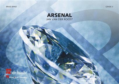 Arsenal (Brass Band - Score and Parts)