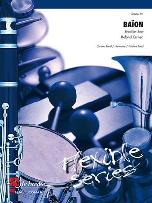 Baïon (Concert Band - Score and Parts)