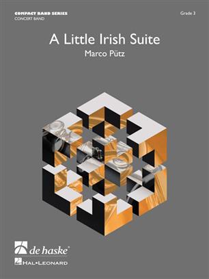 A Little Irish Suite (Concert Band - Score and Parts)