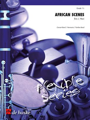 African Scenes (Concert Band - Score and Parts)
