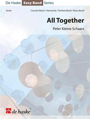 All Together (Brass Band - Score and Parts)