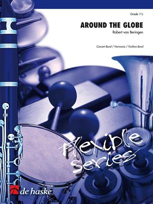 Around the Globe (Flexible Ensemble - Score and Parts)