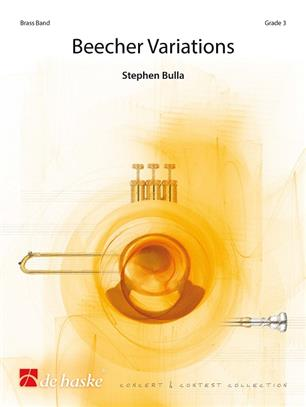 Beecher Variations (Brass Band - Score only)