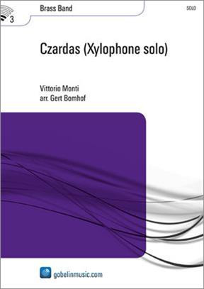 Czardas (Xylophone solo)  Brass Band Xylophone Solo  (Score & Parts)