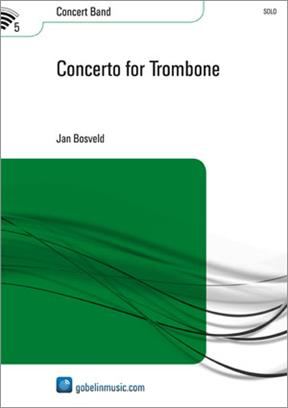 Concerto for Trombone Wind Band Set (Score & Parts)
