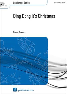 Ding Dong it's Christmas  Score Only