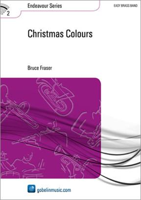 Christmas Colours  Score Only
