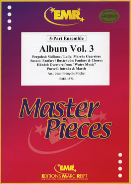 ALBUM Vol.3 (5 part Flexible Ensemble)