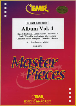 ALBUM Vol.4 (5 part Flexible Ensemble)