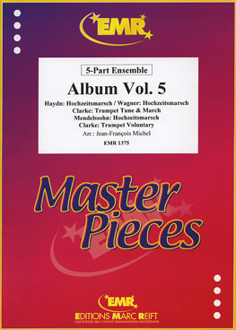 ALBUM Vol.5 (5 part Flexible Ensemble)