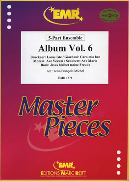 ALBUM Vol.6 (5 part Flexible Ensemble)