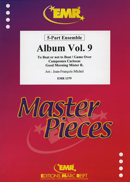 ALBUM Vol.9 (5 part Flexible Ensemble)