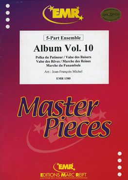 ALBUM Vol.10 (5 part Flexible Ensemble)