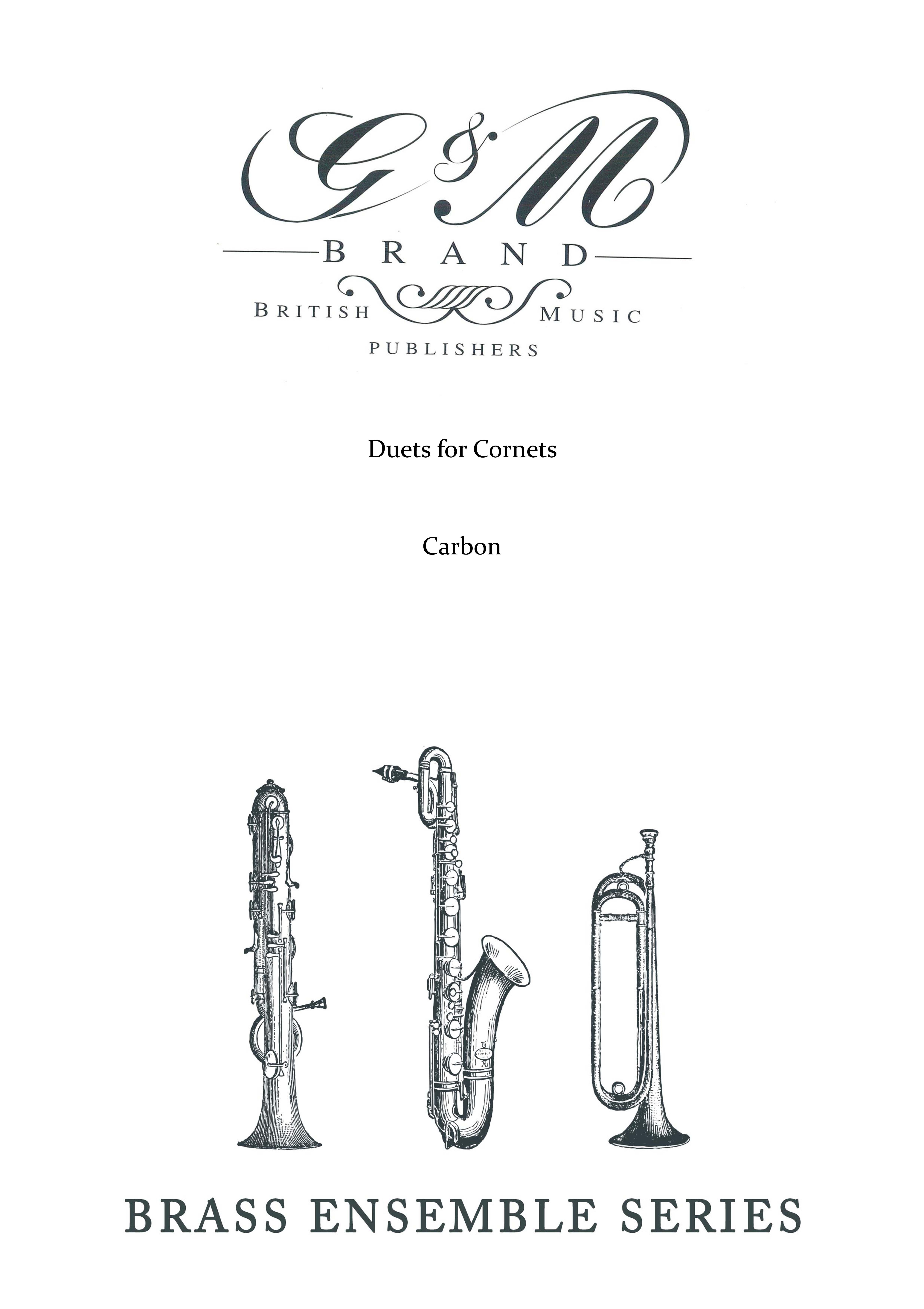Duets for Cornets (or other instruments)