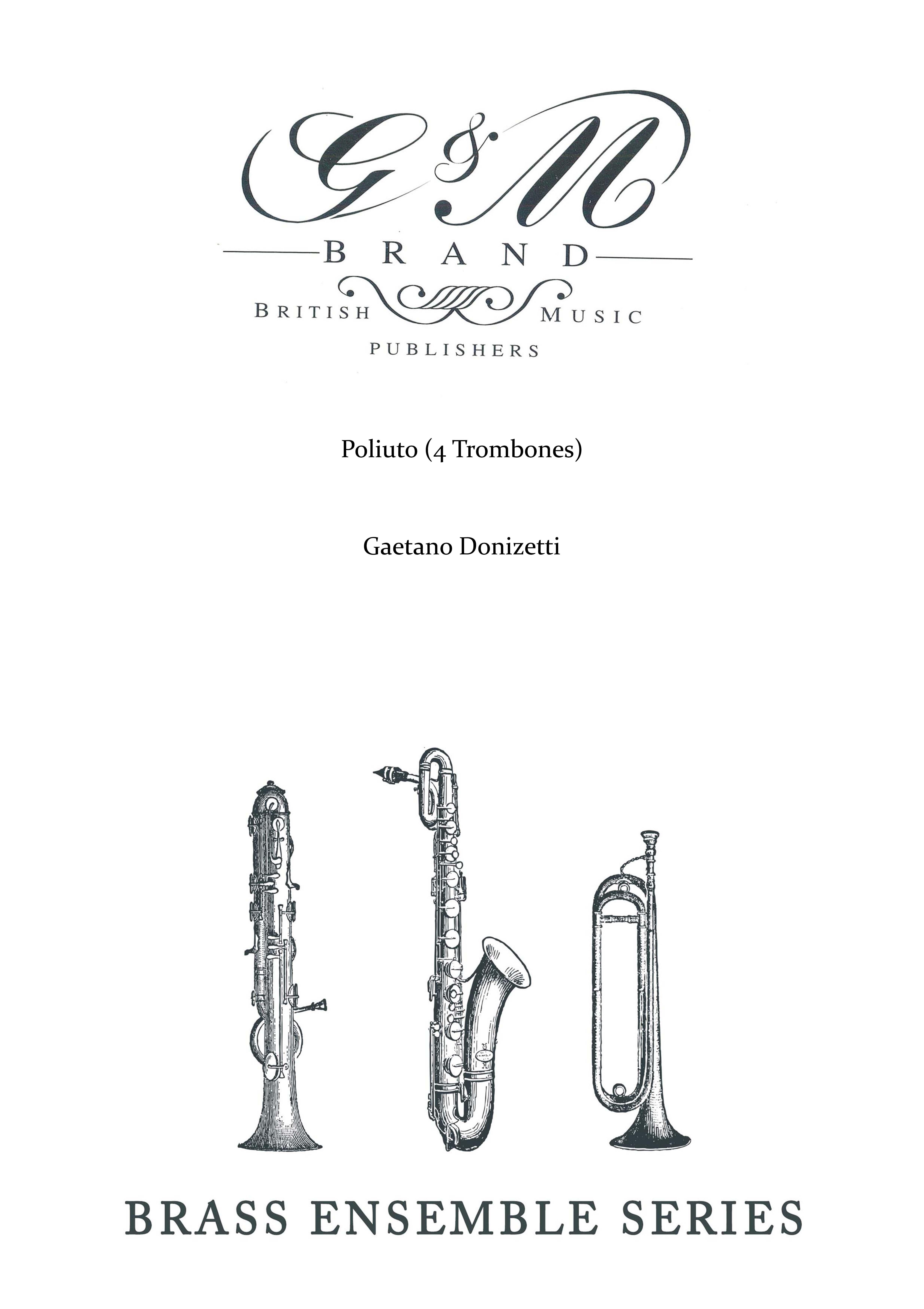 Poliuto (4 Trombones)