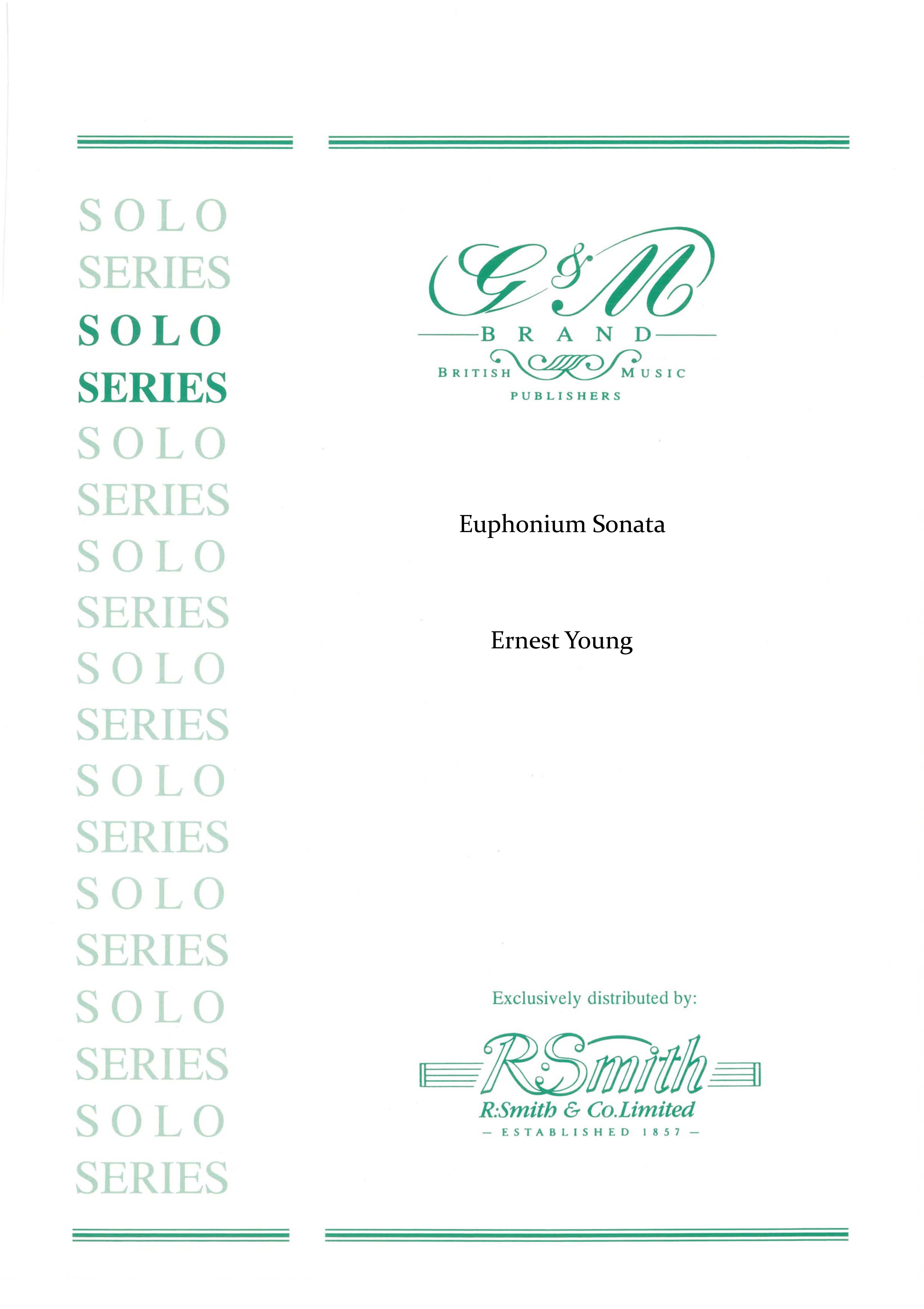 Euphonium Sonata (Euphonium and Piano)