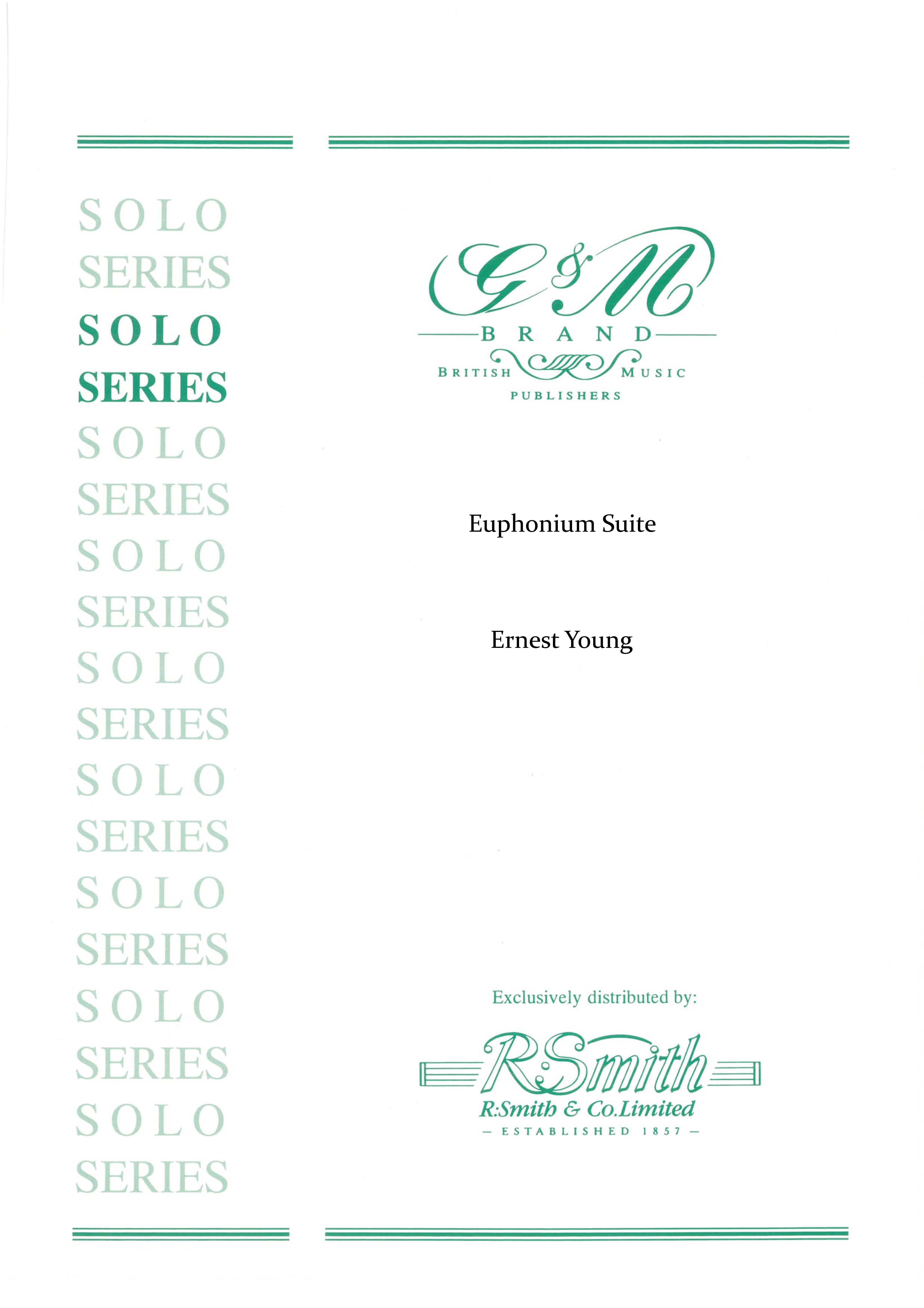 Euphonium Suite (Euphonium and Piano)