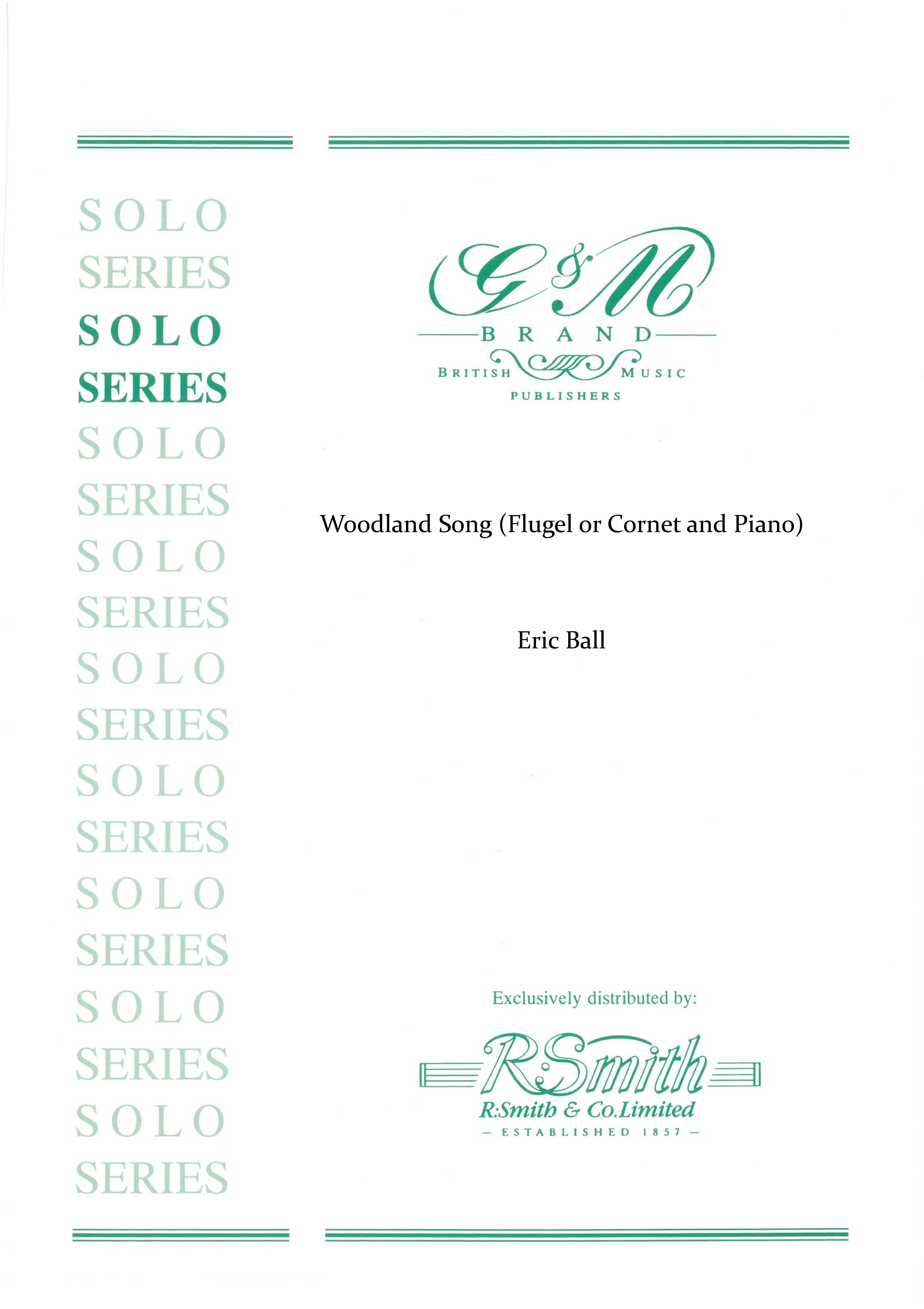 Woodland Song (Flugel or Cornet and Piano)