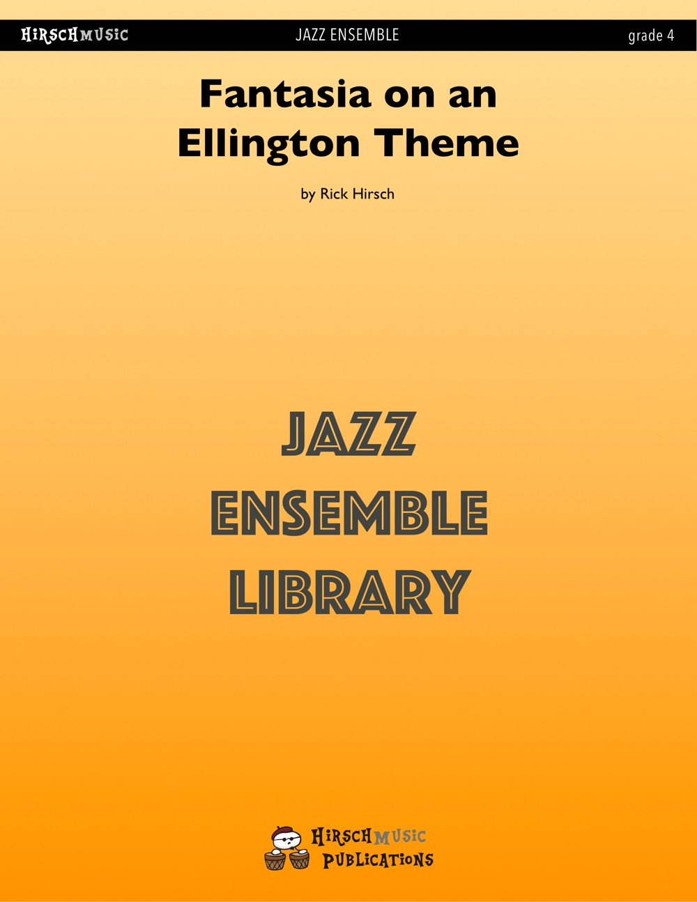 Fantasia on an Ellington Theme (Jazz Ensemble - Score and Parts)