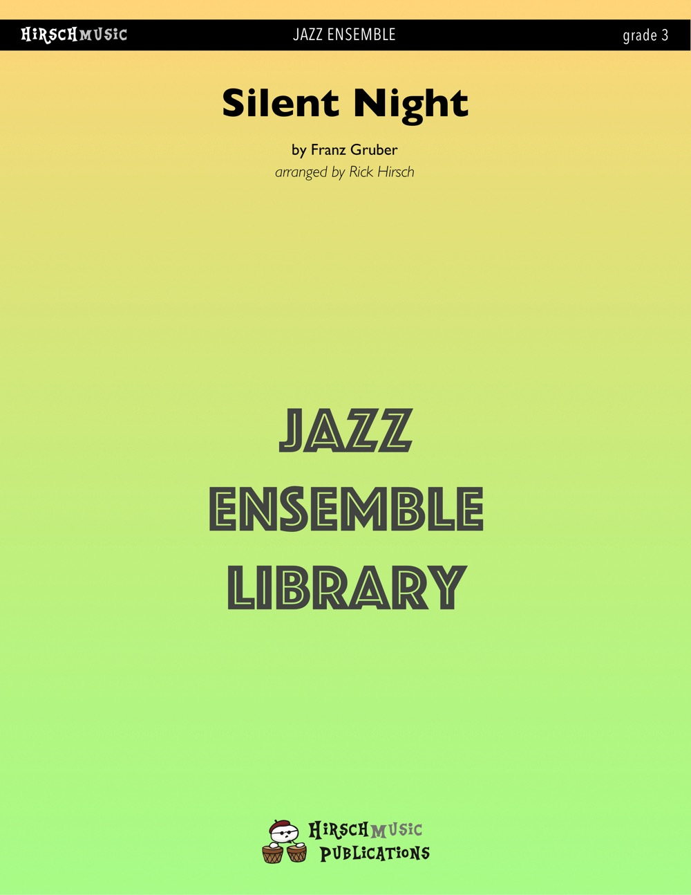 Silent Night (Jazz Ensemble - Score and Parts)