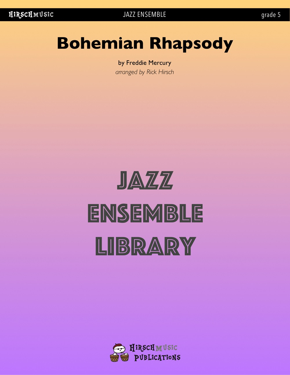 Bohemian Rhapsody (Jazz Ensemble - Score and Parts)