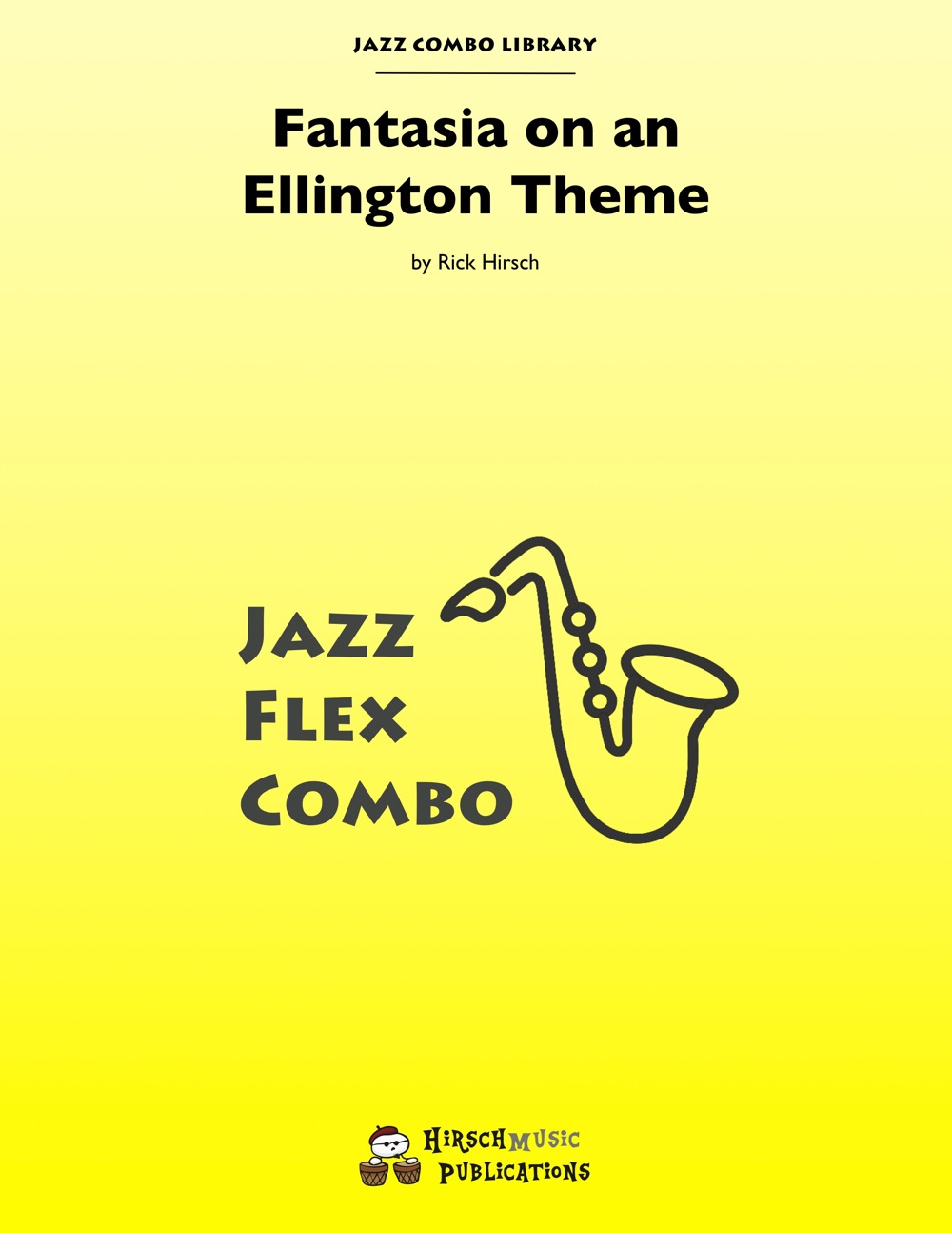 Fantasia on an Ellington Theme (Jazz Combo)