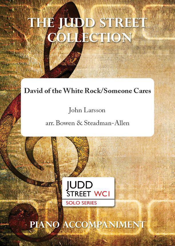 David of the White Rock/Someone Cares (Cornet Solo with Piano Accompaniment)