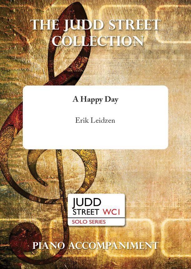 A Happy Day (Cornet Solo with Piano Accompaniment)