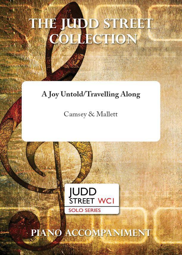 A Joy Untold/Travelling Along (Euphonium Solo with Piano Accompaniment)