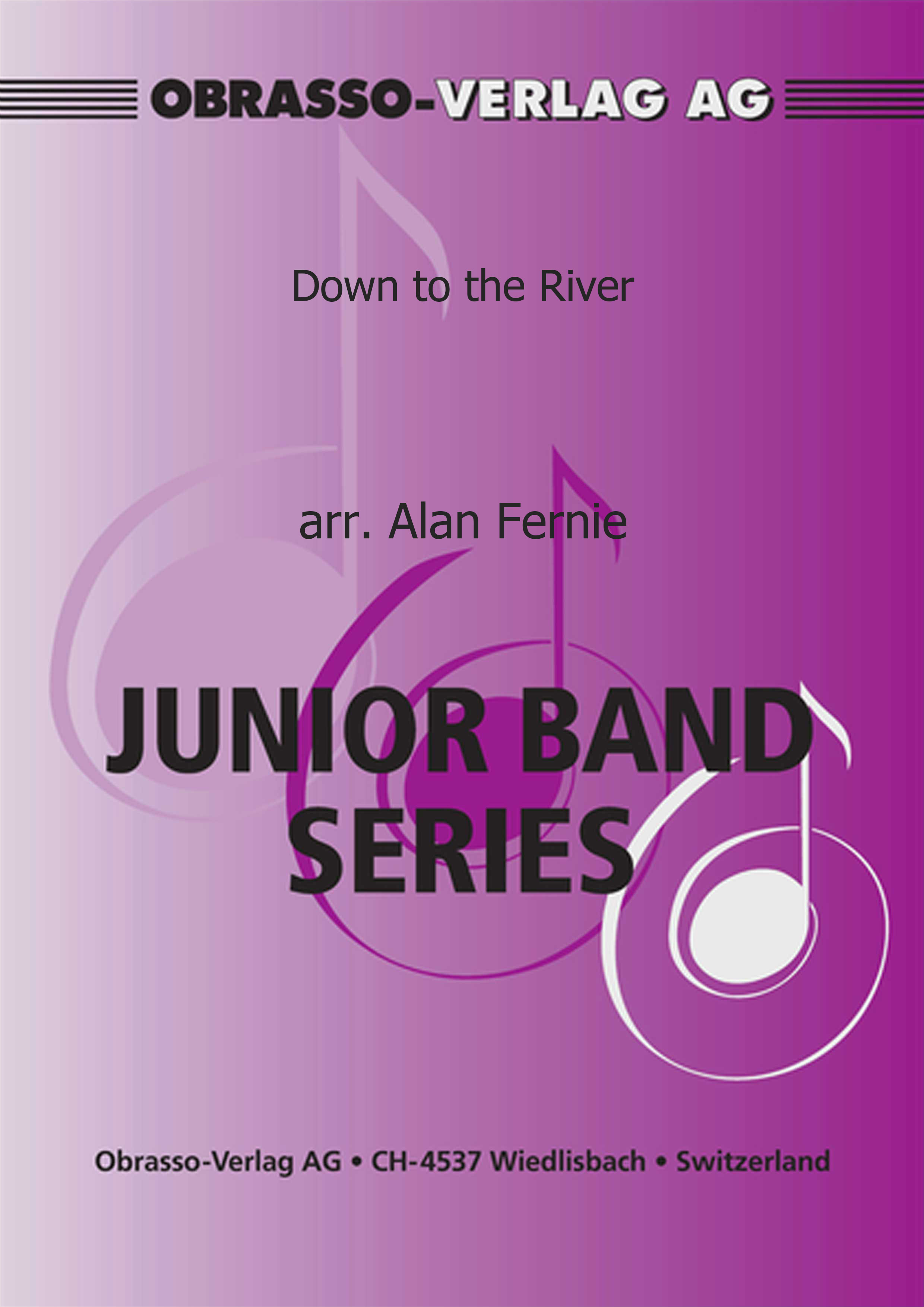 Down to the River (8 Part Flexible Ensemble - Score and Parts)