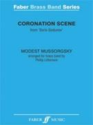 CORONATION SCENE (Boris Godunov) (Brass Band)