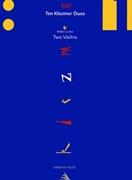 TEN KLEZMER DUOS Vol.1 (Violin Duet)