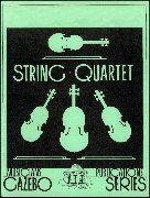 CAPRICHO CATALAN & MALAGUENA (from Espana) (String Quartet)