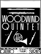 BOUND FOR GLORY (Woodwind Quintet)