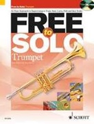FREE TO SOLO (Trumpet Book/CD
