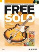FREE TO SOLO (Guitar Book/CD