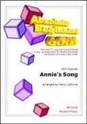 ANNIE'S SONG (Absolute Beginners)