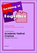 ACADEMIC FESTIVAL OVERTURE (Getting It Together)