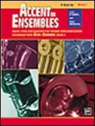 ACCENT ON ENSEMBLES Book 2 (Tenor Saxophone)