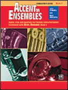 ACCENT ON ENSEMBLES Book 1 (Score)